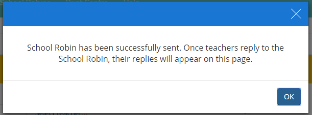 school-robin-sent-successfully