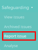 Report Issue Button