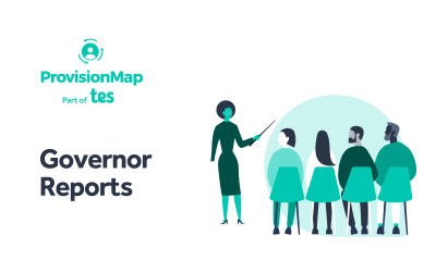 What do governors need to know and how can your Provision Map software help?