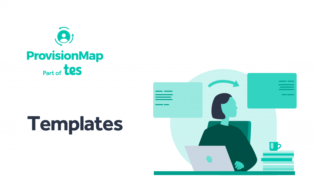 Templates – (IEP's, Learning Plans & IDP's)